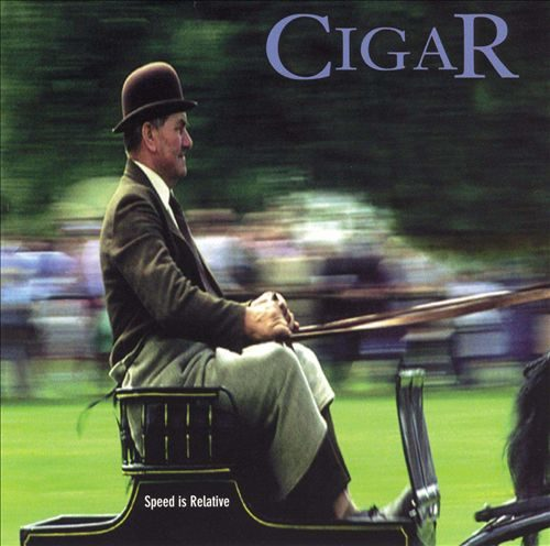 Cigar – Speed is Relative (Digital Download)