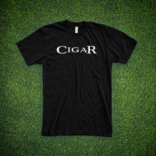 CigaR – The Official Punk Rock Band T-Shirt