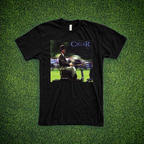 Cigar - Speed is Relative - Shirt (Black)