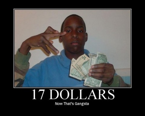 17 Dollars Gangsta