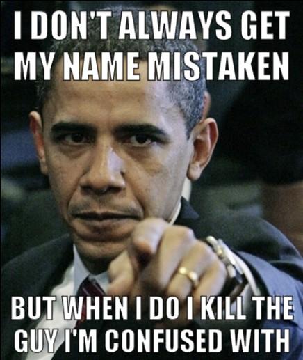 OBAMA Kill Osama
