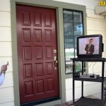 Rick Rolled Doorbell Ditch