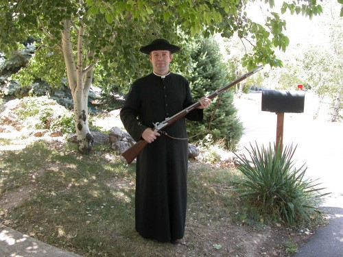 priest rifle