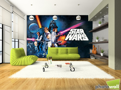 Star Wars Decor - Big Poster