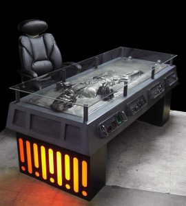 Star Wars Decor - Carbonite