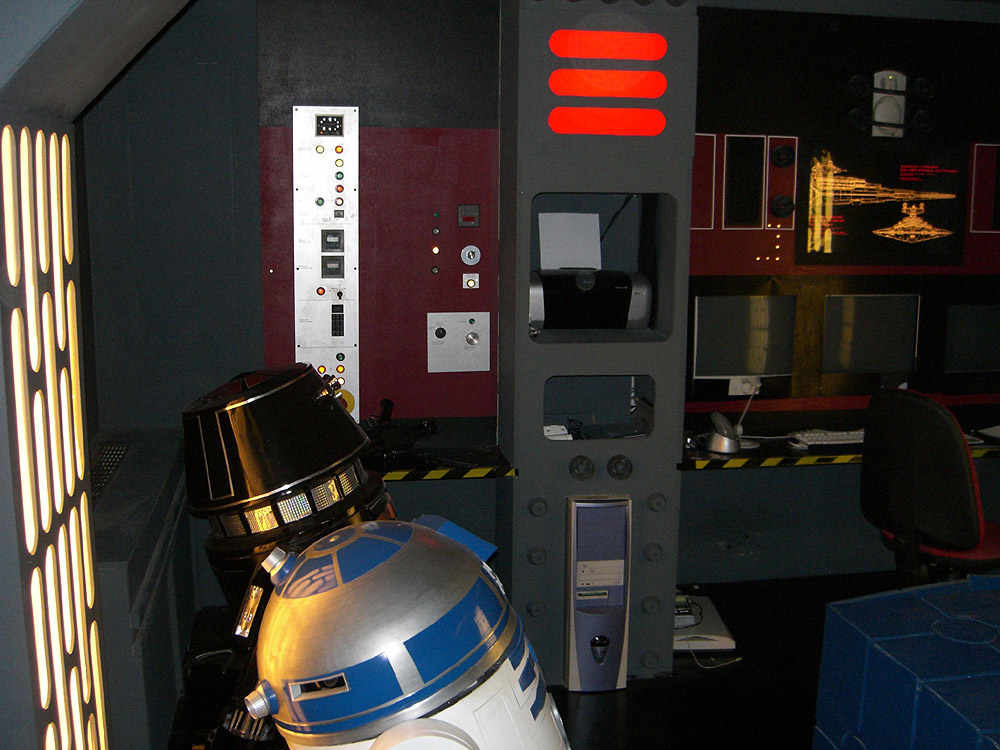 Star Wars Decor - Droids