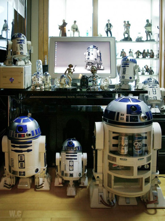 Star Wars Decor - R2D2