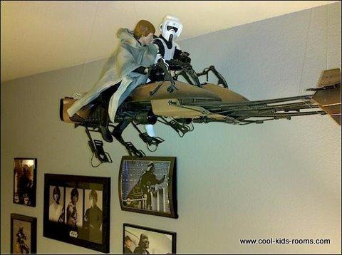 Star Wars Decor - Speeder
