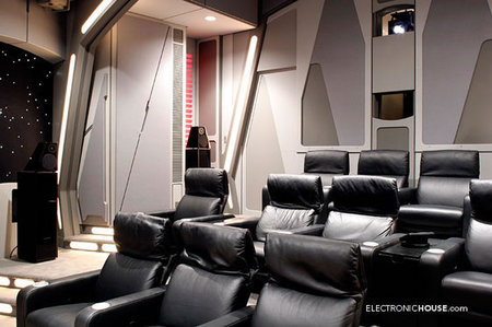Star Wars Decor - Theater