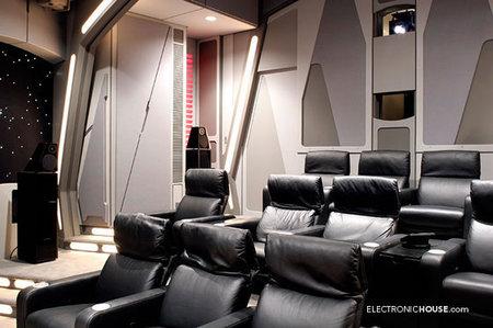 Star Wars Decor - Theater