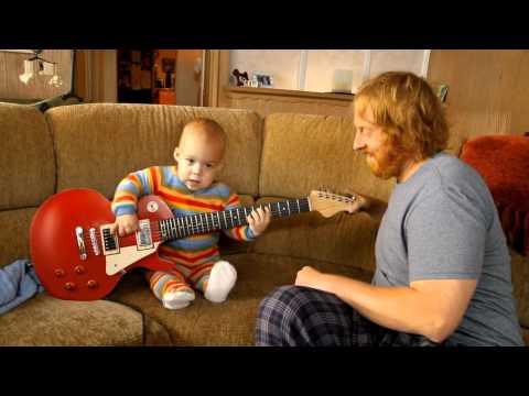 guitar-baby