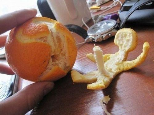 peel-orange
