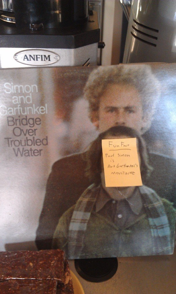 Paul-Simon-Is-Art-Garfunkels-Mustache
