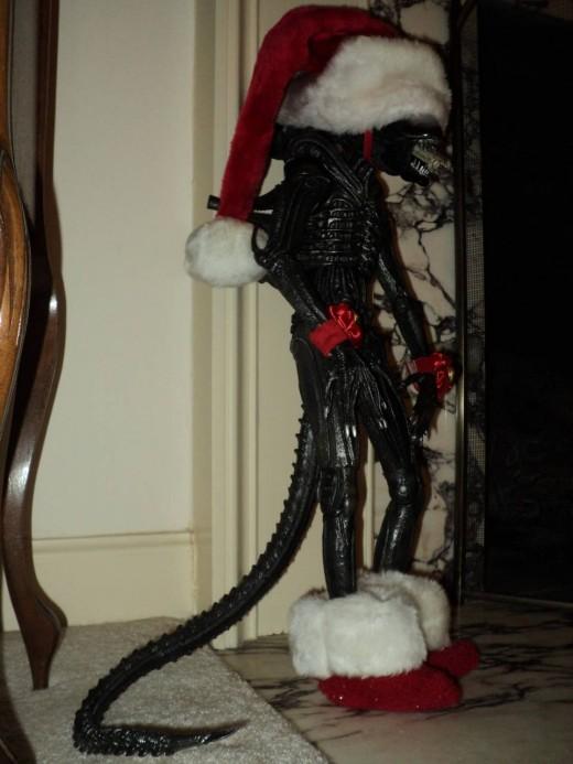 more bro j christmas decorations