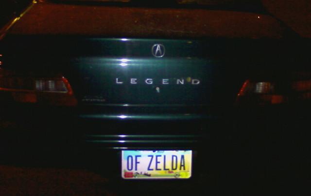 legend-of-zelda-license-plate