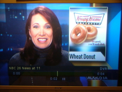 Wheat Donut - When You See It