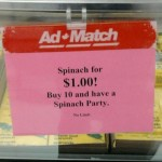 spinach-party