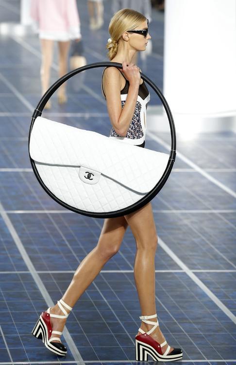 round-purse