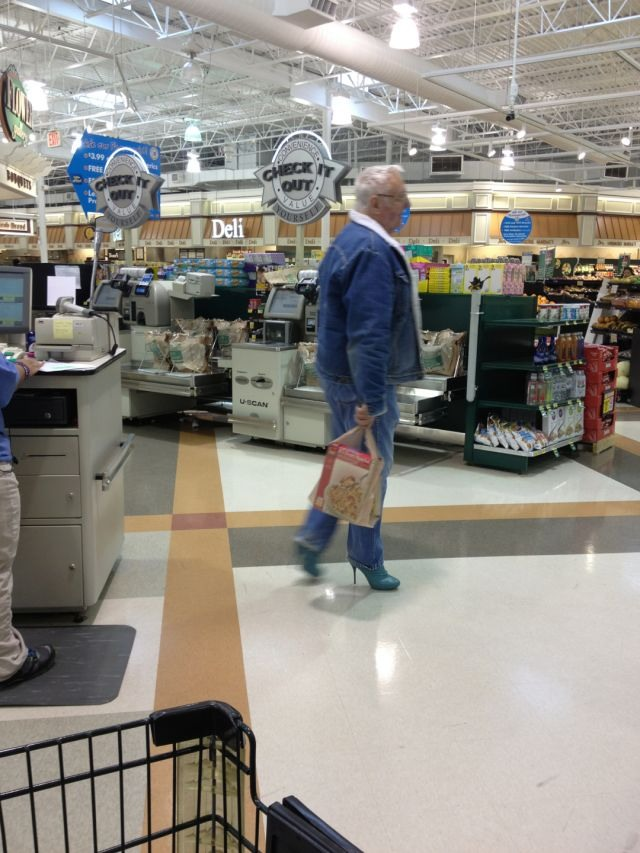 grandpa j shopping