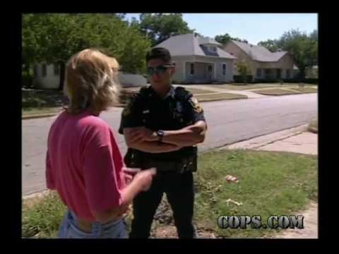 Cops TV Show Fail