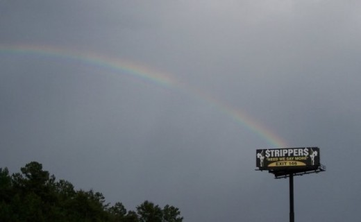 Strip Club End of Rainbow