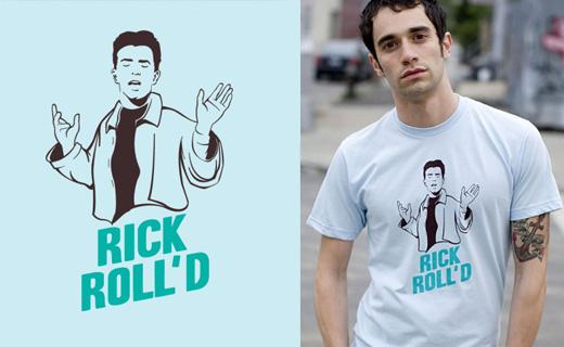 Rick Rolld Shirt