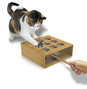 Cat Lover Gift - Whack a Mole