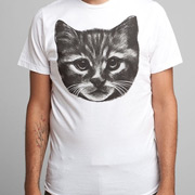 Cat Shirt - Cat Head