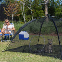 ABO Outdoor Cat Enclosure