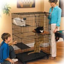 Midwest Cat Enclosure